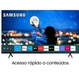 Tv Samsung UHD Crystal smart 55 polegadas