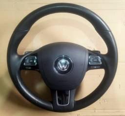 Volante Airbag Vw Volkswagen Touareg Tiguan Jetta Golf Fusca