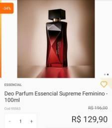 Promoção!! Essencial Supreme Feminino - 100 ml