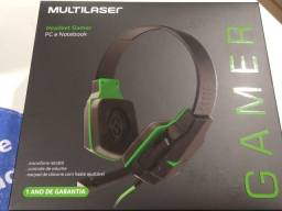 Headseat gamer Multilaser