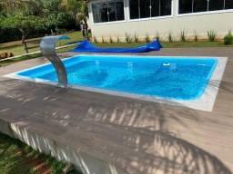 piscina de fibra de vidro