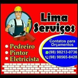 Lima serviços construção e reformas