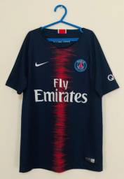 Camisa Oficial Paris Saint Germain Nike - Impecável
