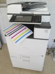 Impressora Laser multifuncional Ricoh mp c2003