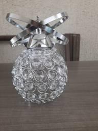 Vendo 2 luminárias de cabeceira para fixar modelo cristal (Nova)
