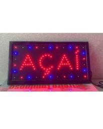 Painel de LED luminoso Açaí 110v