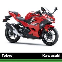 Kawasaki Ninja 400 Abs 2021 zero km