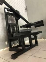 Máquina de Musculação Highetto Extensão de Quadril Glúteo 4 Apoio