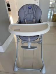 Cadeira de alimentação Chicco semi nova