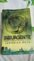 """Livro """" Insurgente """" preço negociável"""