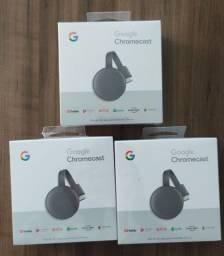 Google Cromecast 3 tomada padrão