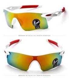 Óculos ciclista, diurno noturno, esporte, vôlei de praia, pesca pescaria, corrida.