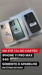 SOMENTE VENDA - IPHONE 11 PRO MAX