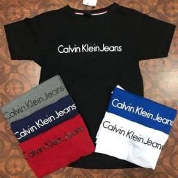 Camisa ck malha peruana / entrega gratuita para toda João pessoa