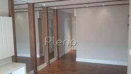 Apartamento à venda com 3 dormitórios em Vila industrial, Campinas cod:AP008835
