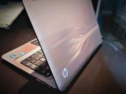 Notebook HP Intel i5 com placa de vídeo Ati Radeon