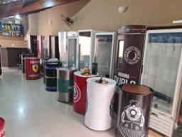 Título do anúncio: Várias opções em cervejeiras freezer Expositoras 10x S/Juros