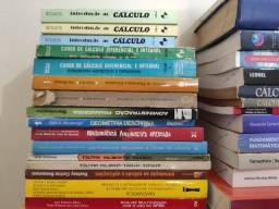 Livros Matemática, física e engenharia