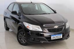 Chevrolet prisma modelo LT 1.0 preto, periciado, completo!