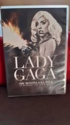Box dvd lady gaga c/ 05 dvd das divas pop