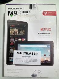 Tablet Multilaser M9S GO 16GB