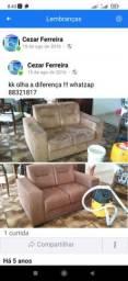 Lavanderia de sofas Wsapp *.