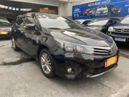 Toyota Corolla 2.0 Xei completíssimo + couro + gnv - Vistoriado 2021