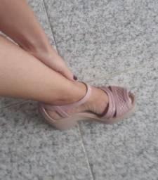Sapato rosê