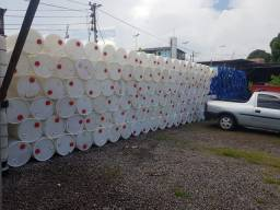 Tambores de 200 litros