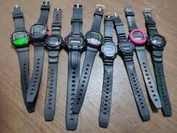 Relógios lote completo