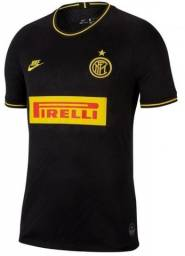 Camisa Do Inter De Milão Preta