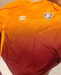 Camisa Fluminense Treino Original Com Nota Fiscal