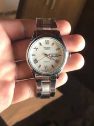 Relógio Masculino Aço Inoxidável De Quartzo Luxo Exército branco