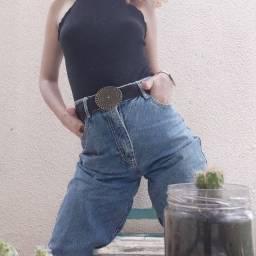 Calça Mon jeans