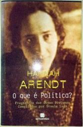 O Que é Política? - Hannah Arendt