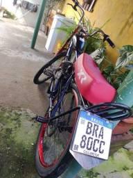 Título do anúncio: Bike motorizada 80cc