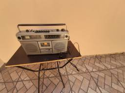 Rádio e gravador