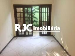 Casa de vila à venda com 2 dormitórios em Maracanã, Rio de janeiro cod:MBCV20112