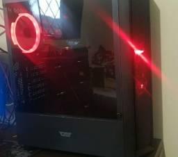 "PC Gamer de Entrada ( i3 8Gb de Ram 1Gb de Vídeo 500 HD) (Monitor 15"" e teclado de brinde)"