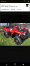 QUADRICICLO HONDA FOURTRAX 4x4 2015