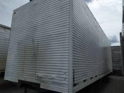 Furgão Baú Carga Seca Truck (Cód. 07)
