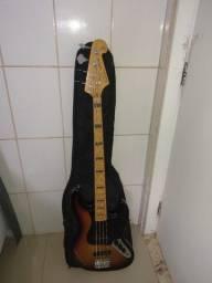 Contrabaixo SX Jazz Bass Custom Handmade Vintage Séries