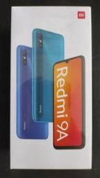 Celular  Xiaomi  Redmi 9A   32GB  2GB RAM  Dual Sim Tela 6.53''  Câmeras 13MP e 5MP - Azul