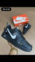 Nike airForce costurado c/garantia 6 meses