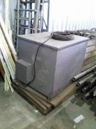 Estufa para armazenagem de eletrodo - 200 kg