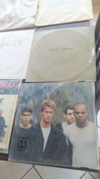 16 discos de vinil