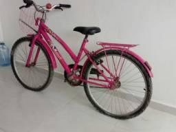 Bicicleta zummi aro 24 rosa
