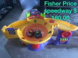 Pista fisher Price