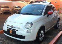 FIAT 500 2013/2014 1.4 CULT 8V FLEX 2P MANUAL