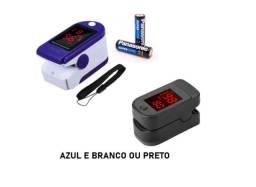 Oximetro Digital + Entrega + Pilhas + Cordão - Novo com garantia